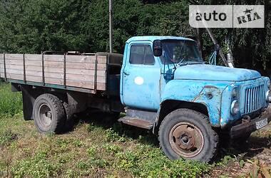 ГАЗ 53 груз. 1988 в