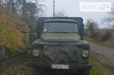 ГАЗ 53 груз. 1973 в Чорткове