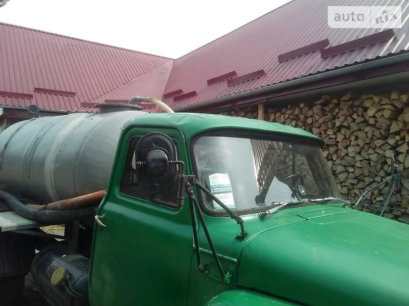ГАЗ 5302 1989 в Ровно