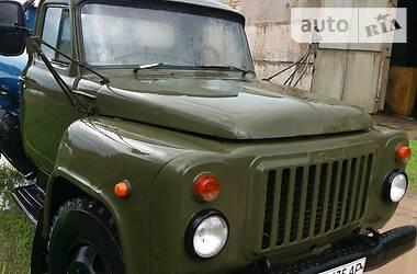 Цистерна ГАЗ 5312 1990 в Запорожье