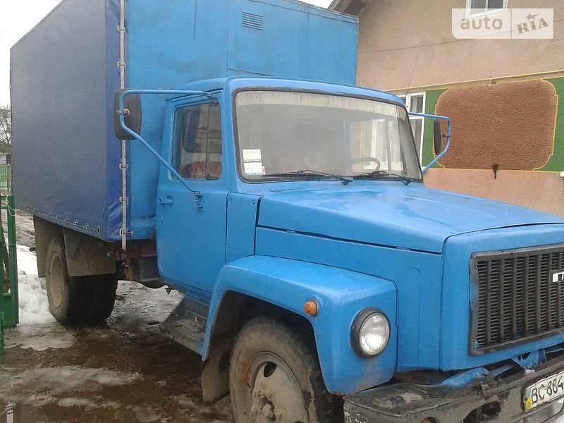 ГАЗ 5327 1985 в Стрые