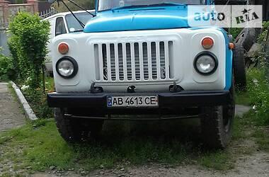 Машина ассенизатор (вакуумная) ГАЗ 53 1987 в Могилев-Подольске