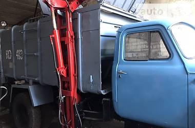 Сміттєвоз ГАЗ 53 1989 в Миколаєві