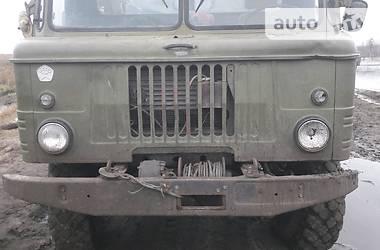 ГАЗ 66 1980 в Любешове