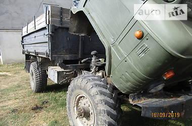 ГАЗ 66 1980 в Тернополе