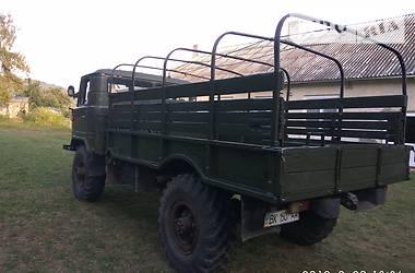 ГАЗ 66 1984 в Великом Березном