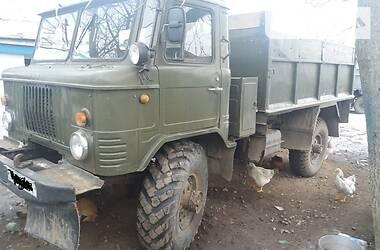 ГАЗ 66 1991 в Новоархангельске