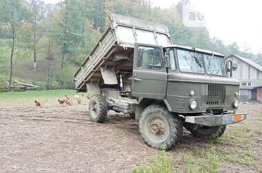 ГАЗ 66 1990 в Тячеве