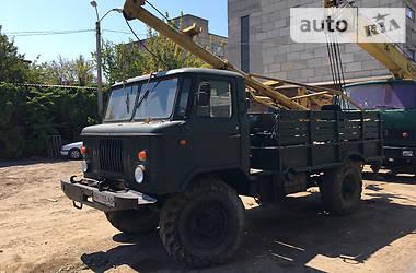 Бурова установка ГАЗ 66 1991 в Одесі
