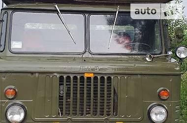 Бортовой ГАЗ 66 1990 в Хусте