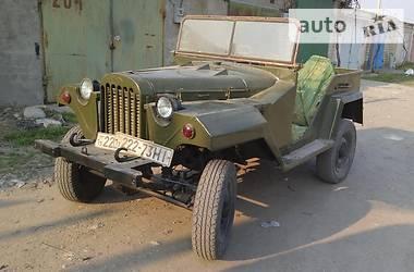 ГАЗ 67 1949 в Вознесенске