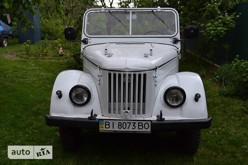 ГАЗ 69 1963 в Полтаве