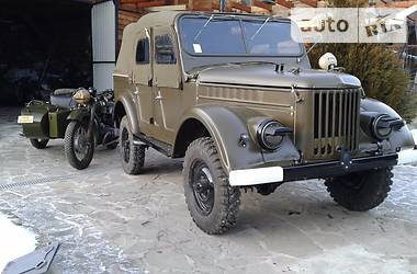 ГАЗ 69 1961 в Ивано-Франковске