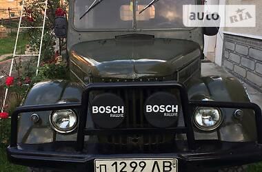 ГАЗ 69 1969 в Золочеве