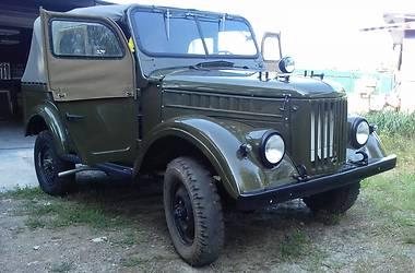 ГАЗ 69 1956 в Киеве