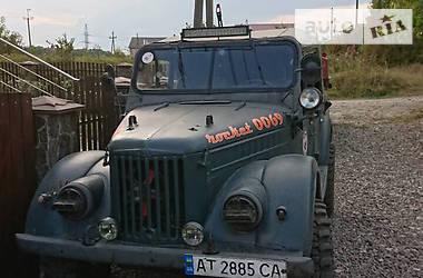ГАЗ 69 1960 в Ивано-Франковске