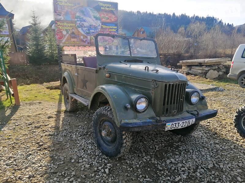 ГАЗ 69 1980 в Черновцах