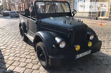 ГАЗ 69 1955 в Черновцах