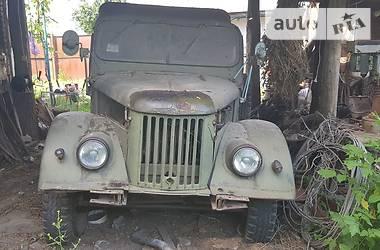 ГАЗ 69 1966 в
