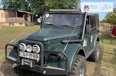 ГАЗ 69 1965 в Желтых Водах