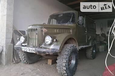 Позашляховик / Кросовер ГАЗ 69 1977 в Чернівцях
