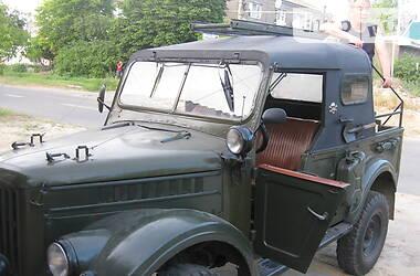 ГАЗ 69A 1958 в Одессе