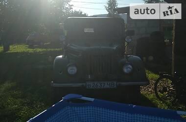 ГАЗ 69A 1965 в Вижнице