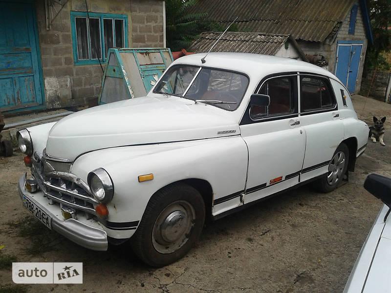 ГАЗ М 20 1955 в Донецке