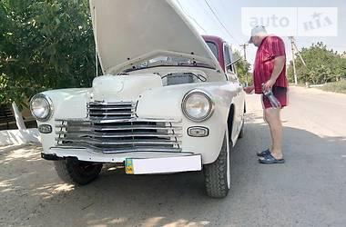 ГАЗ М 20 1954 в Татарбунарах