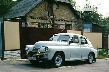 ГАЗ М 20 1957 в Жашкове