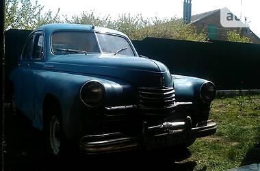 ГАЗ М 20 1955 в Ахтырке