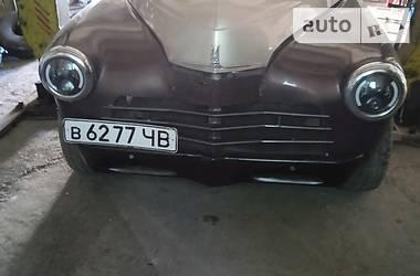 Хэтчбек ГАЗ М 20 1955 в Ивано-Франковске