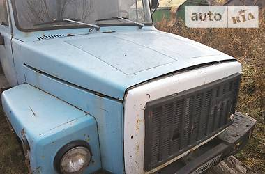 ГАЗ САЗ 3507 1990 в Тернополе