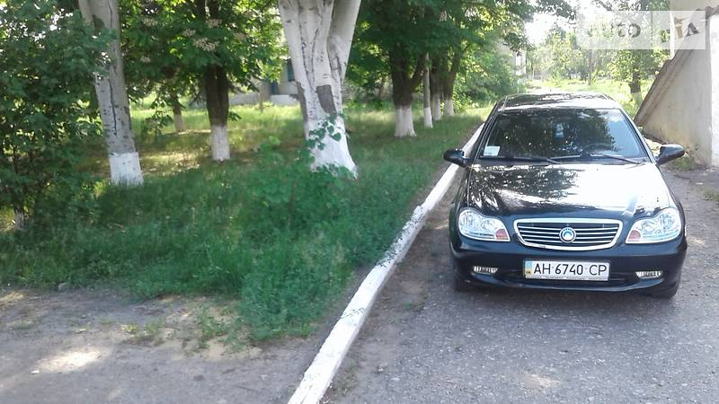 Geely CK 2014 года в Донецке