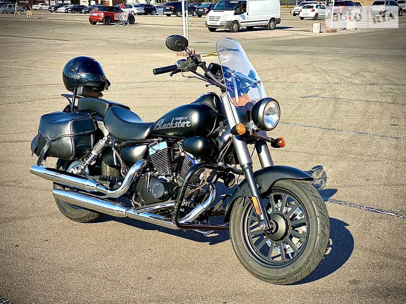 Мотоцикл Чоппер Geon Blackster 2013 в Киеве