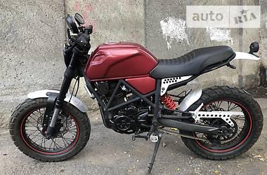 Мотоцикл Многоцелевой (All-round) Geon Scrambler 2019 в Одессе