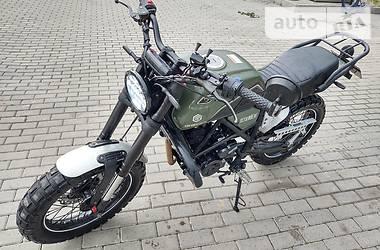 Мотоцикл Многоцелевой (All-round) Geon Scrambler 2020 в Ивано-Франковске
