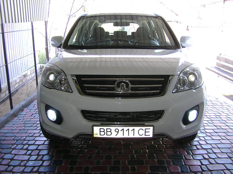 Great Wall Haval H6 2013 года