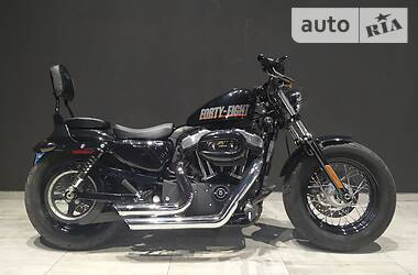 Harley-Davidson 1200N Sportster Nightster XL 2013 в Львове