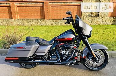 Harley-Davidson CVO Street Glide 2020 в Киеве