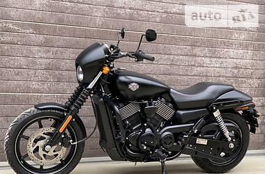 Harley-Davidson Street 750 2018 в Києві
