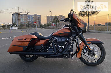 Harley-Davidson Street Glide 2018 в Одессе