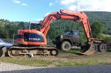 Hitachi EX 2000 в Волочиске