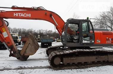 Hitachi ZAXIS 2008 в Кременчуці