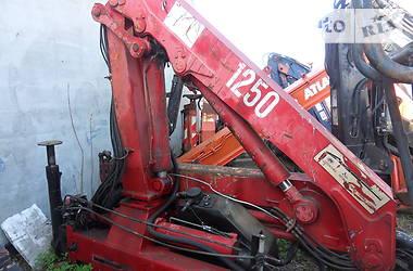 HMF 1250 2001 в Львове