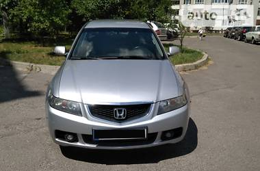 Honda Accord Tourer 2005 в Львове