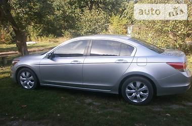 Honda Accord 2008 в Знаменке