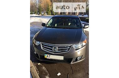 Honda Accord 2010 в Ивано-Франковске