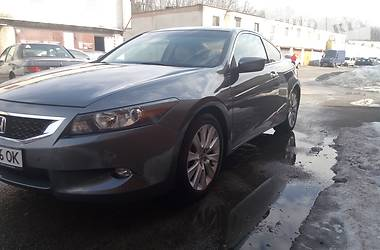 Honda Accord 3.5 2008