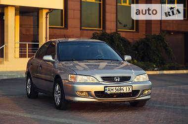 Honda Accord 2001 в Донецке